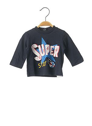 T-shirt manches courtes bleu CHICCO pour garçon