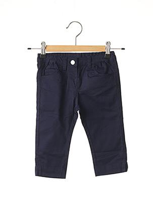 Pantalon casual bleu CHICCO pour enfant