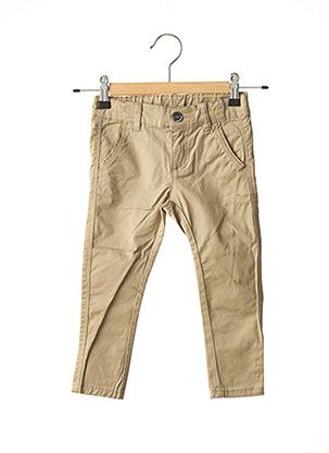 Pantalon casual beige CHICCO pour garçon