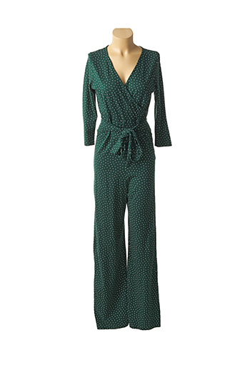 Combi-pantalon vert KING LOUIE pour femme