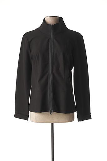 Veste casual noir BUGARRI pour femme