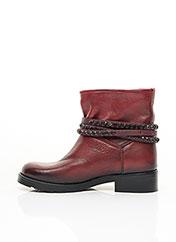 Bottines/Boots rouge NICHE pour femme seconde vue