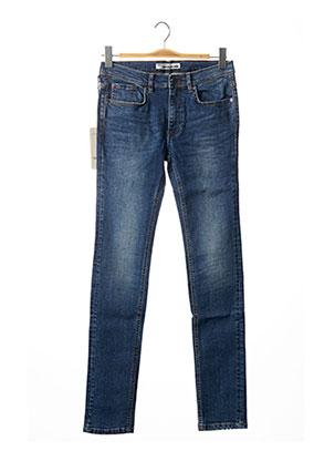 Jeans skinny bleu TEDDY SMITH pour garçon