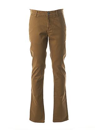 Pantalon casual marron VIRTUE pour homme