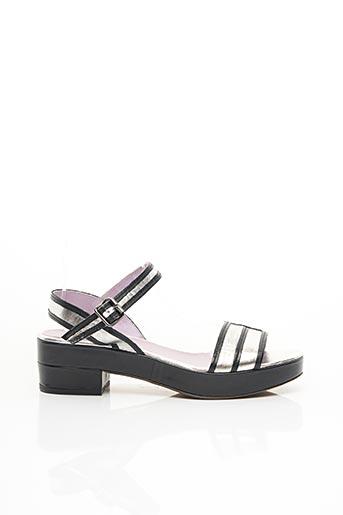 Sandales/Nu pieds noir MITICA pour femme
