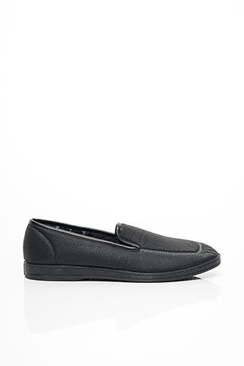 Chaussons/Pantoufles noir RONDINAUD pour homme