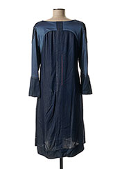 Robe mi-longue bleu ELISA CAVALETTI pour femme seconde vue