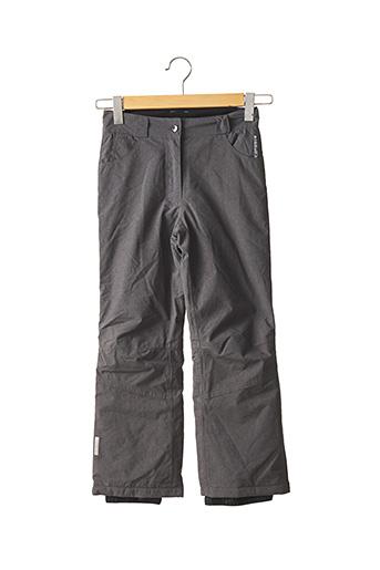 Pantalon casual gris ICEPEAK pour garçon