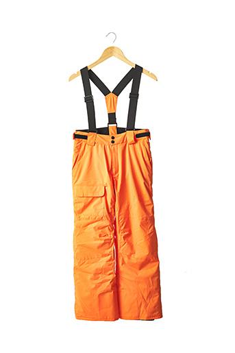 Pantalon casual orange SUN VALLEY pour garçon