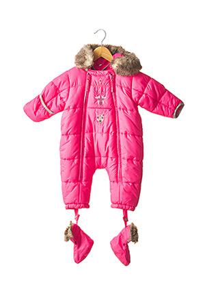 Combi-pantalon rose POIVRE BLANC pour fille