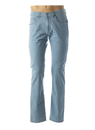 Jeans coupe droite bleu PIONEER pour homme