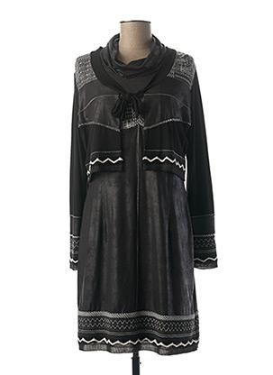 Veste/robe noir MERI & ESCA pour femme