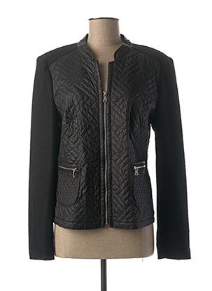 Veste casual noir GERRY WEBER pour femme