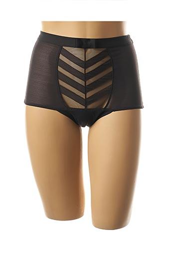Slip/Culotte noir CHANTAL THOMASS pour femme