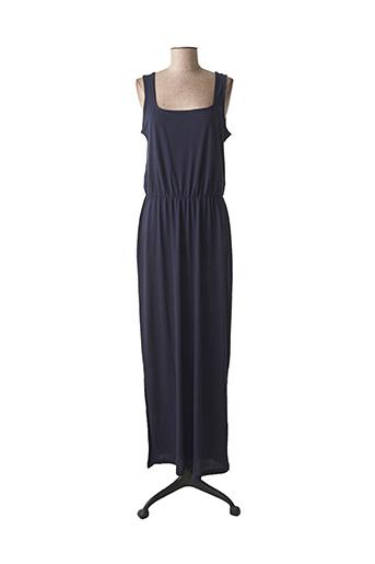 Robe longue bleu VERO MODA pour femme