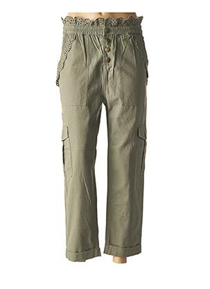 Pantalon casual vert TWINSET pour femme