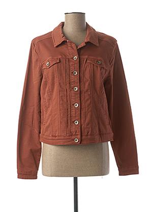 Veste casual marron CREAM pour femme