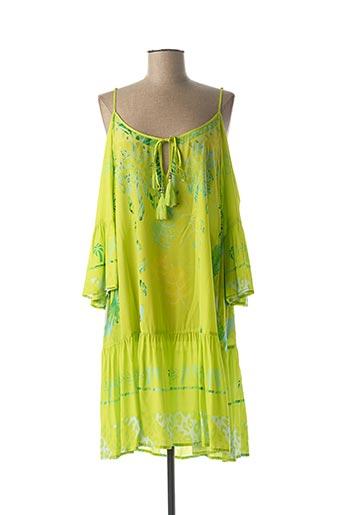 Robe mi-longue vert SPORTALM pour femme