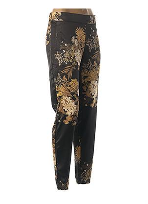 Pantalon casual noir NÜ pour femme