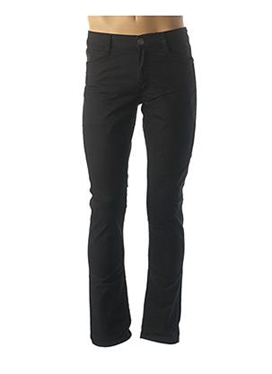 Pantalon casual noir REDMAN pour homme