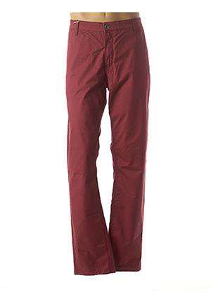Pantalon casual rouge LEE COOPER pour homme