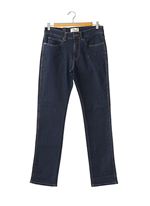 Jeans coupe droite bleu REDMAN pour homme