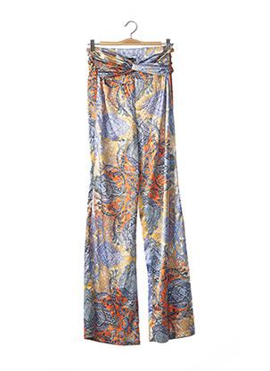 Pantalon chic bleu PRETTY LITTLE THING pour femme