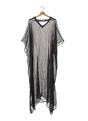 Robe longue noir BARTS pour femme