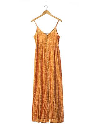 Robe longue jaune ABOUT YOU pour femme