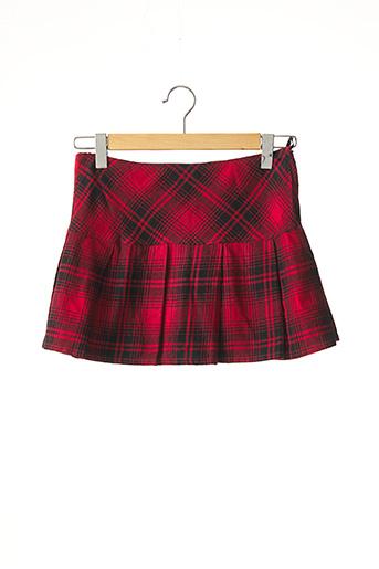 Mini-jupe rouge H&M pour femme