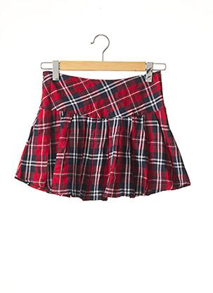 Mini-jupe rouge BLACK SUGAR pour femme