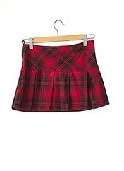 Mini-jupe rouge H&M pour femme seconde vue