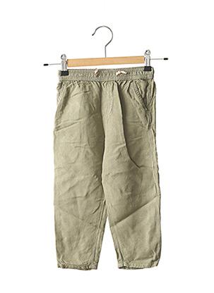Pantalon casual vert ZARA pour garçon
