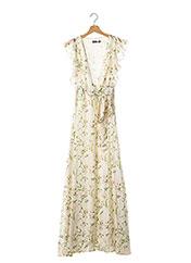Robe longue vert BOOHOO pour femme seconde vue