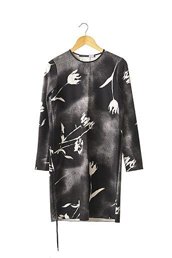 Robe mi-longue noir SPORTMAX pour femme
