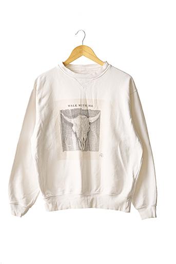 Sweat-shirt beige ANINE BING pour femme