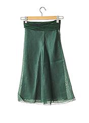Jupe mi-longue vert ARMANI pour femme seconde vue