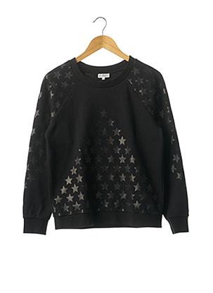 Sweat-shirt noir CLAUDIE PIERLOT pour femme