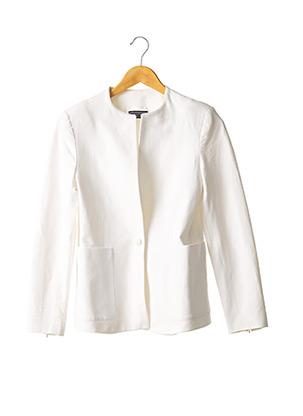 Veste casual blanc JOSEPH pour femme