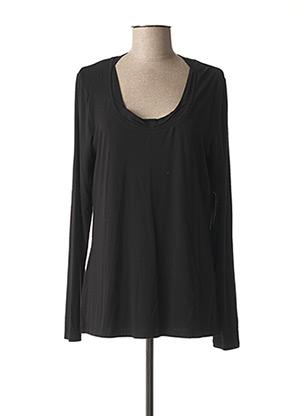 T-shirt manches longues noir PENNYBLACK pour femme