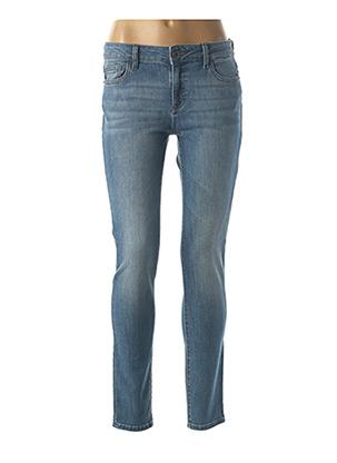 Jeans coupe slim bleu DL 1961 pour femme
