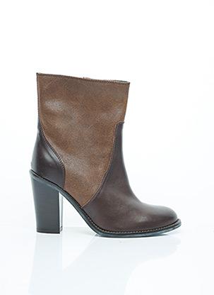 Bottines/Boots marron PENNYBLACK pour femme