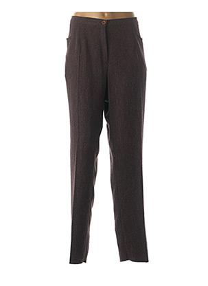 Pantalon casual rose GRIFFON pour femme