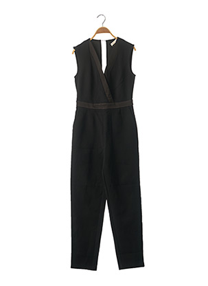 Combi-pantalon noir LA PETITE ETOILE pour femme