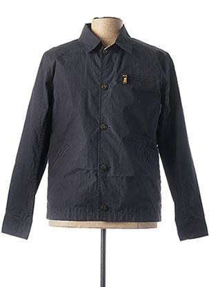 Veste casual bleu SALSA pour homme