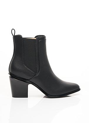 Bottines/Boots noir MATT & NAT pour femme