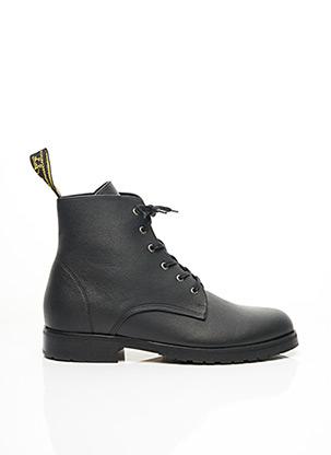 Bottines/Boots noir VEJA pour femme
