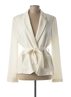 Veste chic / Blazer blanc PIU PIU pour femme