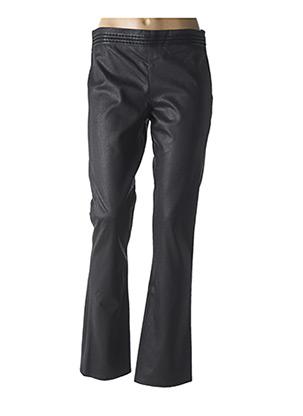 Pantalon casual noir LO! LES FILLES pour femme