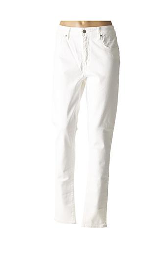 Jeans skinny blanc LEVIS pour femme